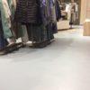Наливные полы в бутике