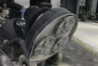 Восстановление бетонных полов